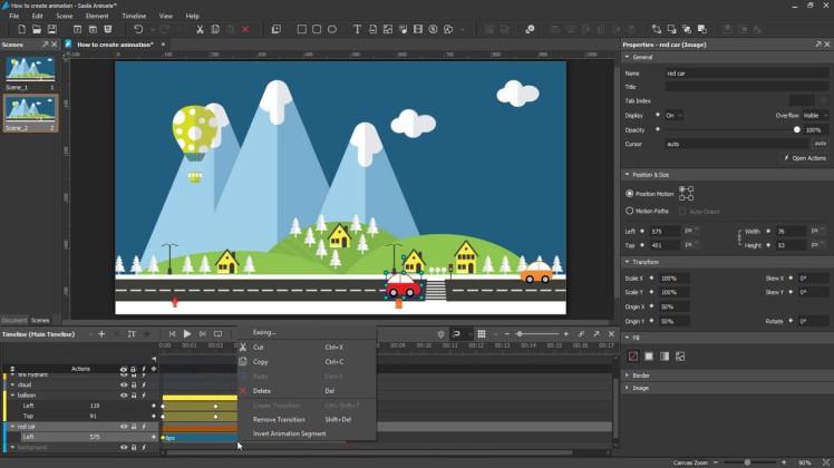 Saola-Animate-User-Interface